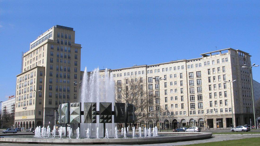 Friedrichshain Strausberger Platz