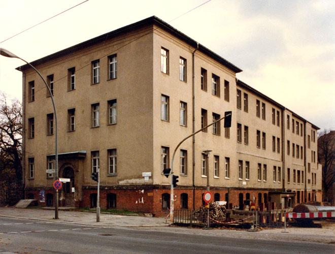 Ehemaliges Viktoriahaus 1992